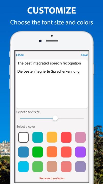 Translate Voice - Translator screenshot-3