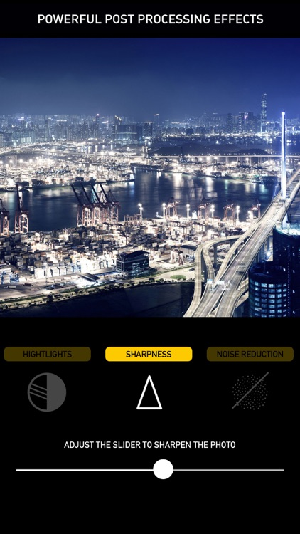 Night Camera Pro — Noise Free Low Light Photo DSLR screenshot-4
