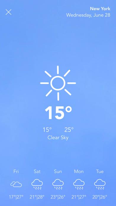 Elements - The Weather Appのおすすめ画像1