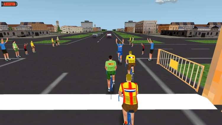 Ciclis 3D Lite - The Cycling Simulator screenshot-4