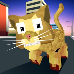 Blocky Cat Simulator