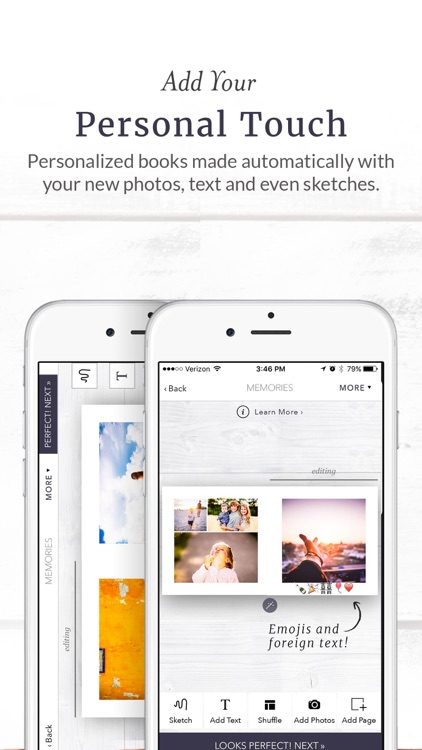 Fast Photo Book Printing & Video Sharing by Nowvel screenshot-3