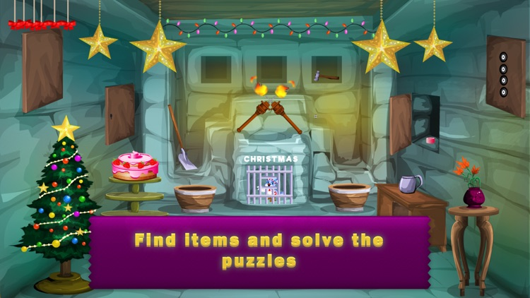 Christmas Bird Escape - a room escape game screenshot-3