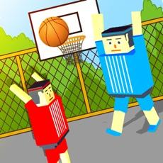 Activities of BasketBall Bouncy Physics 3D Cubic Block Party War
