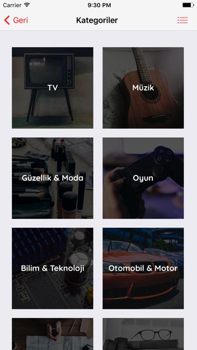 Vityu - Kanal takip et & Video izle screenshot three