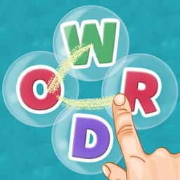 Word Bubbles - Search the Word