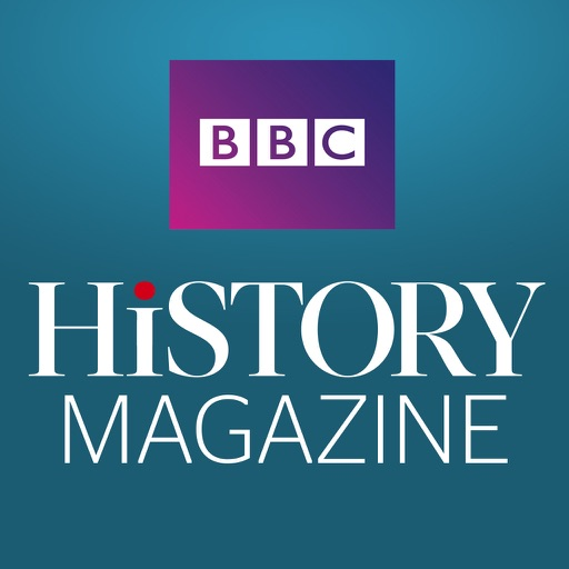 BBC History Magazine - Britain's Guide to the Past app logo