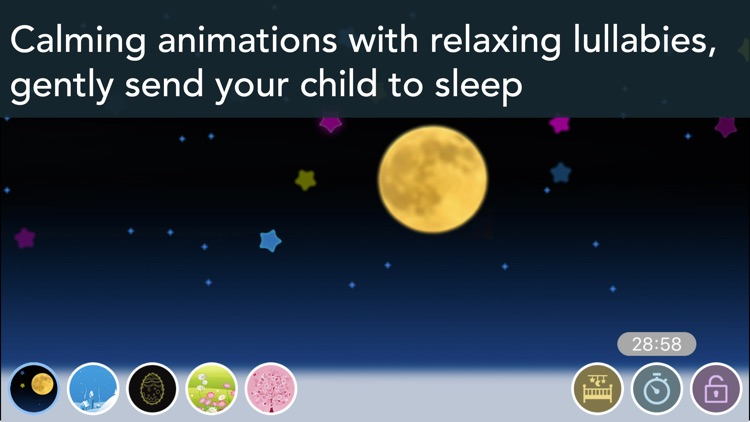 Baby Dreams PRO- Anime & lullaby for baby sleep