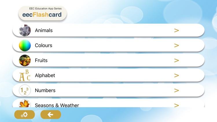 eecFlashcard: Australian Early Learning Flashcards