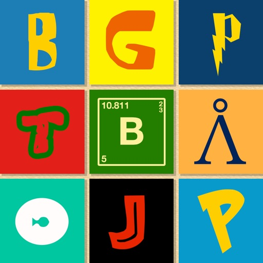Test your pop culture knowledge with Font Mystery