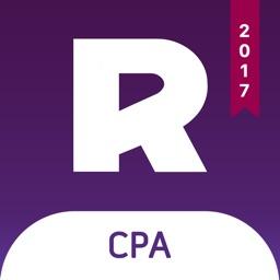 CPA® Practice Exam Prep 2017 – Q&A Flashcard