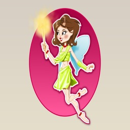 Cute Fairy Stickers : You Must Believe in Them!