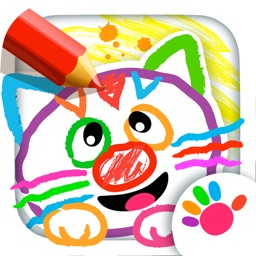 DRAWING for Kids FULL Coloring and Painting Games