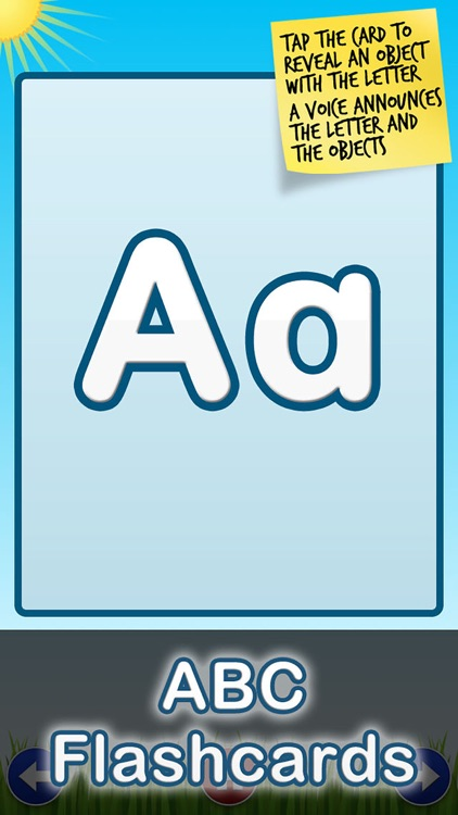Letter Quiz Lite: ABC Tracing