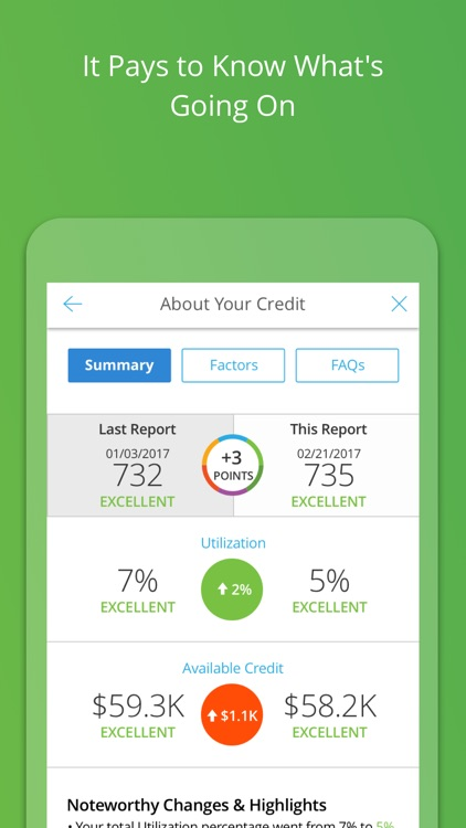 My LendingTree: Credit Score Report & Alerts screenshot-1