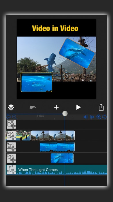 Screenshot #6 for MovieSpirit - Movie Maker Pro