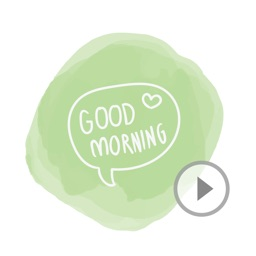 Animated Cute Breakfast Stickers
