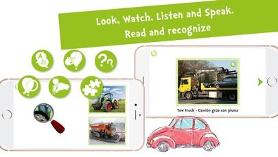 Screenshot #9 for Sami Tiny Flashcards Transportation Kids Apps