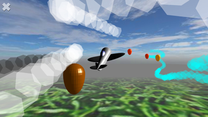 Little Airplane 3D for kids: learn colors, numbers screenshot two