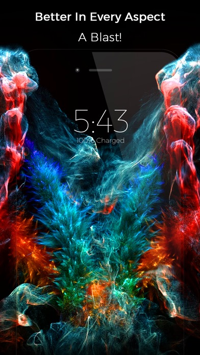 Nebula - Live Wallpapers