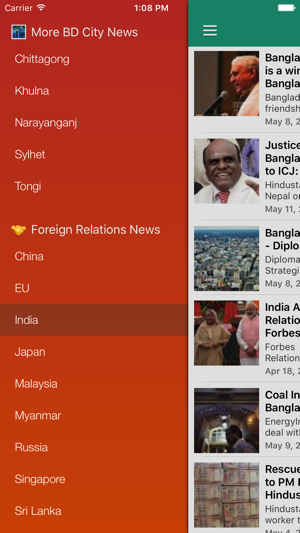 Bangladesh News in English - Latest BD Updates on the App Store