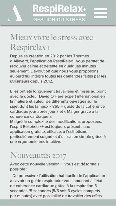 RespiRelax+
