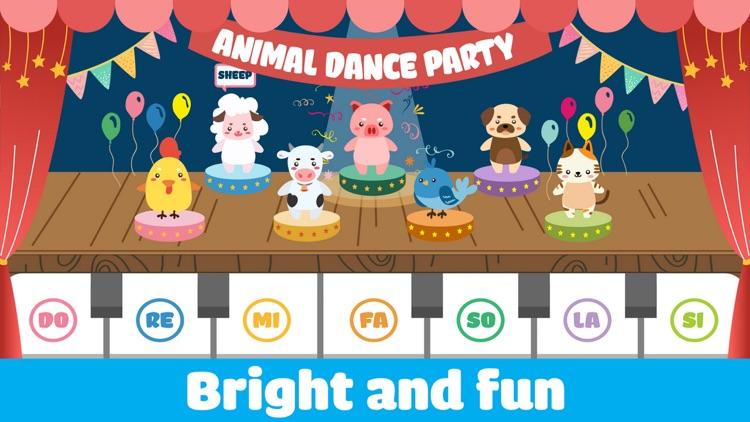 Dance Pet Piano-Kid Music Song