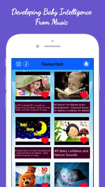 BabyHappy - Deep Relaxation, Brain Development