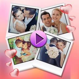 Slideshow Video Maker for Wedding Photography