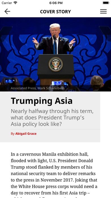 The Diplomat screenshot four