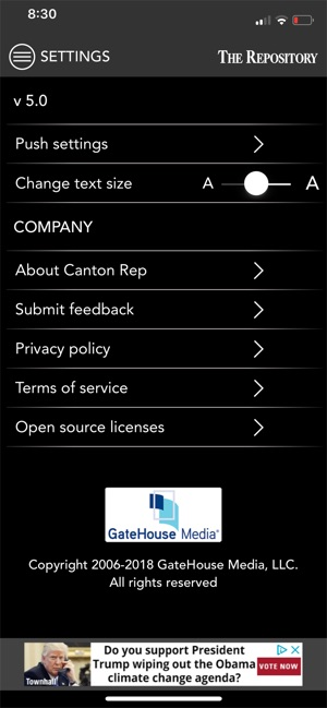 The Repository - Canton, OH on the App Store