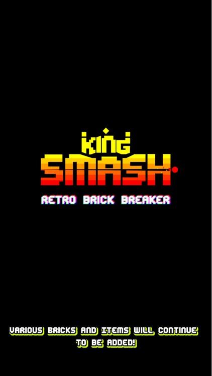 Smash King: Mobile Brick Breaker (Retro Game) screenshot-4