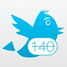No140 - Tweet more than 140 characters