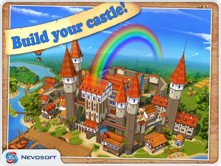 My Kingdom for the Princess II HD screenshot-4