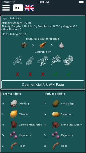 A calc pro for ark survival on the app store a calc pro for ark survival on the app store forumfinder Image collections