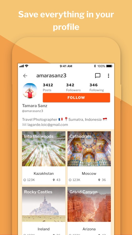 Crear y compartir viajes screenshot-4