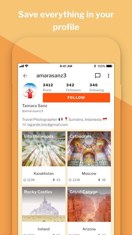 GOAZ: Plan & Share your trip screenshot-4