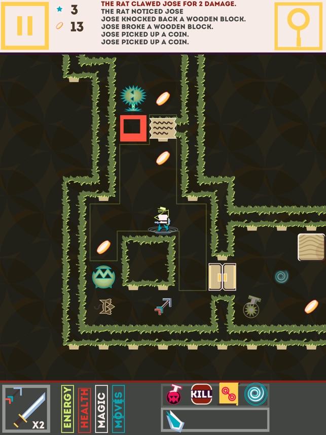 Dungeonism Screenshot