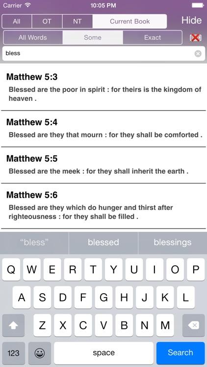 Touch Bible (Lite) screenshot-3