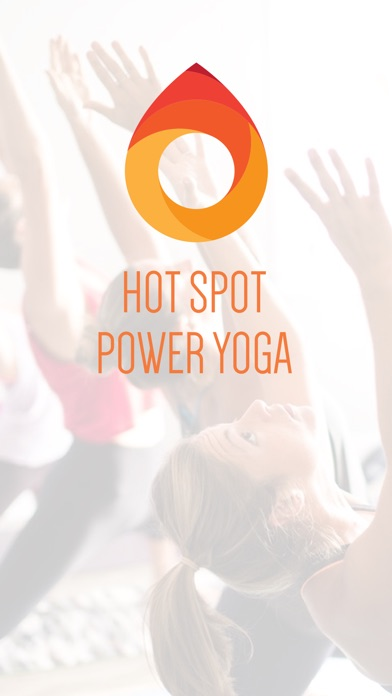 Hot Spot Power Yoga Screenshot
