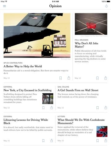 The New York Times screenshot 4
