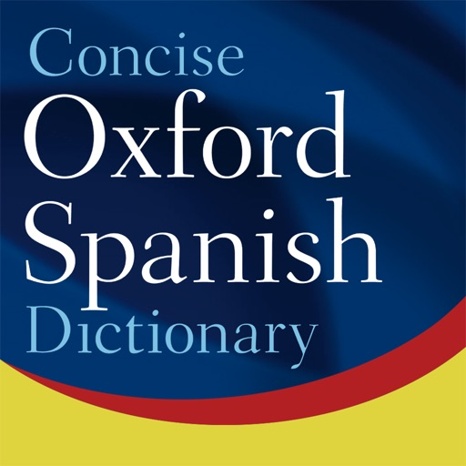 Conc oxford spanish dict app revisin reference apps rankings oxford spanish dict app logo spiritdancerdesigns Image collections