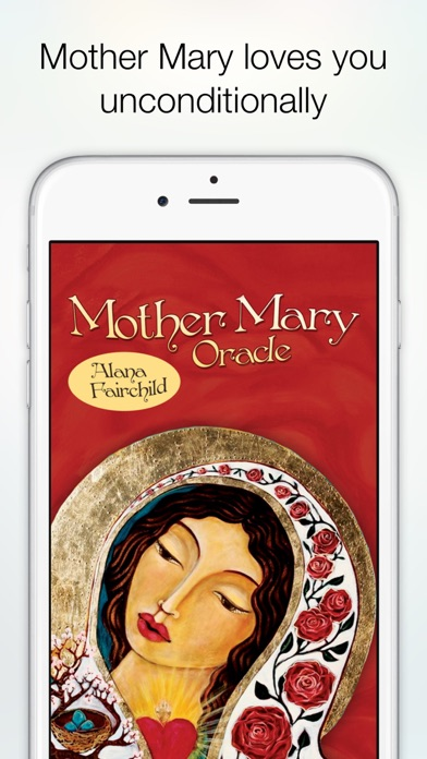 Mother Mary Oracle screenshot 1