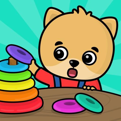 Toddler games for girls & boys
