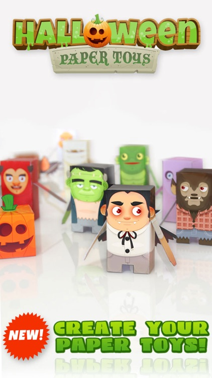 Halloween: Puzzles Kids & Baby screenshot-3