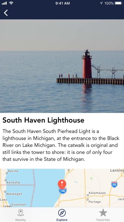 Explore Michigan screenshot-5