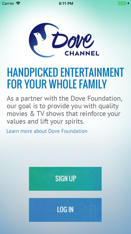 Dove Channel - Family Shows