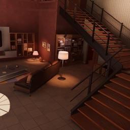 Escape House Puzzle Game 3d