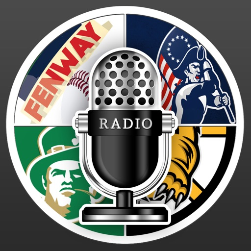 Boston GameDay Radio For Patriots Red Sox Celtics