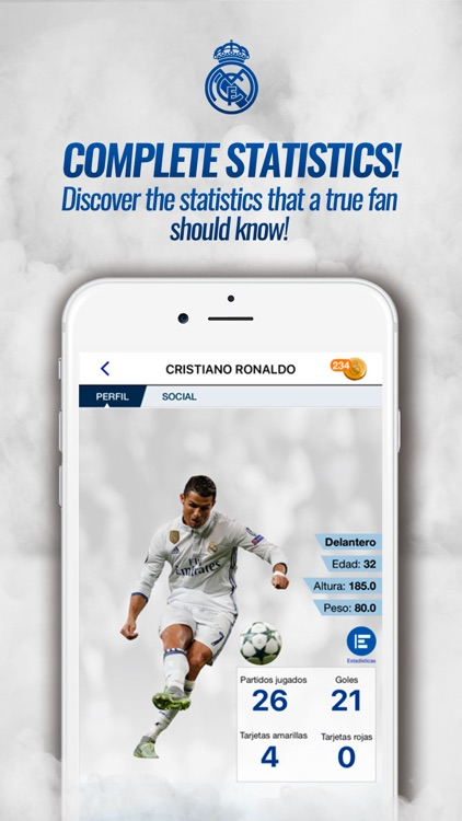 Realmadrid App screenshot-2